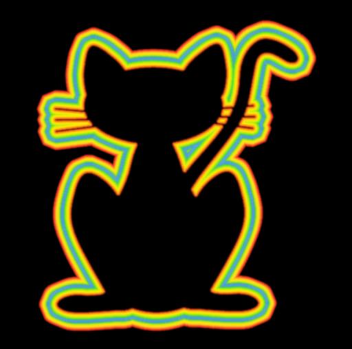 gradientcat1