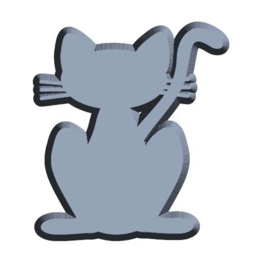 bevelcatstraight